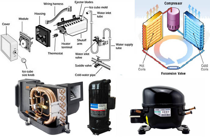 ice machine parts