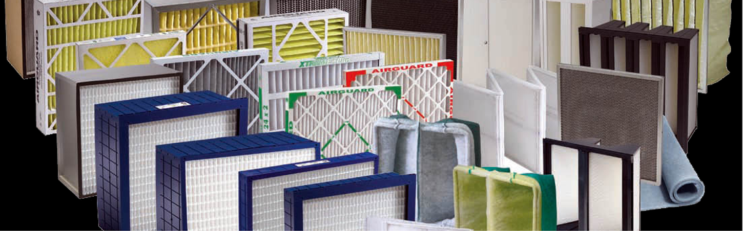 Shop air conditioning filter